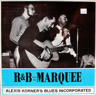 "Alexis Korner's Blues Incorporated Vinyl 12"" (New)"