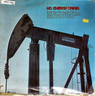 "No Energy Crisis Vinyl 12"" (Used)"