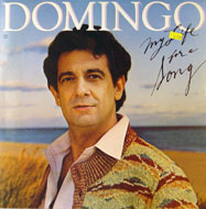 "Placido Domingo Vinyl 12"" (Used)"