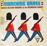 "Regimental Guards Vinyl 12"" (Used)"