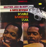 "Brother Jack McDuff / David Newman Vinyl 12"" (Used)"