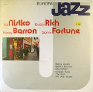 """Sal Nistico / Buddy Rich / Kenny Barron / Sonny Fortune Vinyl 12"""" (Used)"""