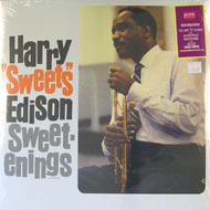 "Harry ""Sweets"" Edison Vinyl 12"" (New)"
