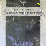 "Art Blakey / Buddy Defranco Vinyl 12"" (New)"