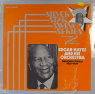 "Edgar Hayes And His Orchestra Vinyl 12"" (New)"