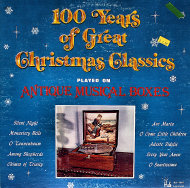 """Christmas Classics Played On Antique Music Boxes Vinyl 12"""" (Used)"""
