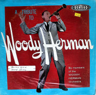 "Members Of The Woody Herman Orchestra Vinyl 12"" (Used)"