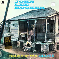 "John Lee Hooker Vinyl 12"" (New)"