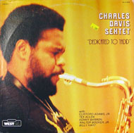 "Charles Davis Sextet Vinyl 12"" (Used)"