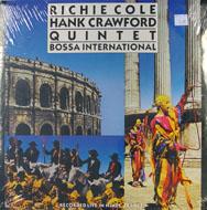 "Richie Cole / Hank Crawford Quintet Vinyl 12"" (New)"