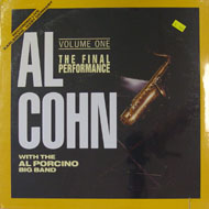 """Al Cohn Vinyl 12"""" (New)"""