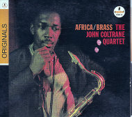 The John Coltrane Quartet CD