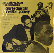 "Charlie Christian / Wes Montgomery Vinyl 12"" (New)"