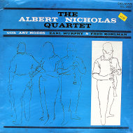 "The Albert Nicholas Quartet Vinyl 12"" (Used)"