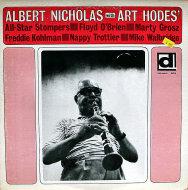 "Albert Nicholas / Art Hodes Vinyl 12"" (Used)"