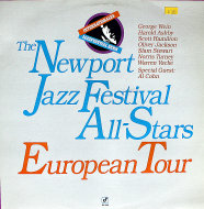 "The Newport Jazz Festival All-Stars Vinyl 12"" (Used)"