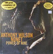 "Anthony Wilson Nonet Vinyl 12"" (New)"