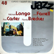 "Michael Longo / Joe Farrell / Ron Carter / Randy Brecker Vinyl 12"" (Used)"