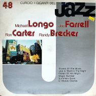 "Michael Longo / Joe Farrell / Ron Carter / Randy Brecker Vinyl 12"" (Used)"