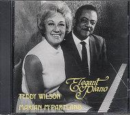 Teddy Wilson / Marian McPartland CD