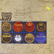 "Thesaurus Of Classic Jazz Vinyl 12"" (Used)"