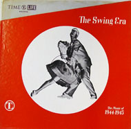 "The Swing Era: The Music Of 1944-1945 Vinyl 12"" (Used)"
