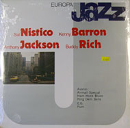 "Sal Nistico / Kenny Barron / Anthony Jackson / Buddy Rich Vinyl 12"" (New)"