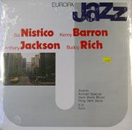 "Sal Nistico / Kenny Barron / Anthony Jackson / Buddy Rich Vinyl 12"" (New)"