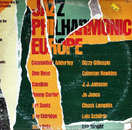 "Jazz At The Philharmonic In Europe Vinyl 12"" (Used)"