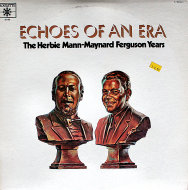 "Herbie Mann / Maynard Ferguson Vinyl 12"" (Used)"