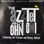 "The Jazztet And John Lewis Vinyl 12"" (Used)"