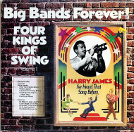 """Harry James / Kay Kyser Vinyl 12"""" (Used)"""