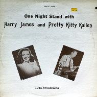"Harry James / Pretty Kitty Kallen Vinyl 12"" (Used)"