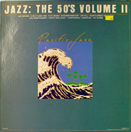 "Pacific Jazz: Jazz The 50's, Volume II Vinyl 12"" (Used)"