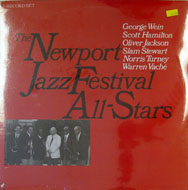 "The Newport Jazz Festival All-Stars Vinyl 12"" (New)"