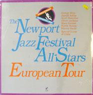 "The Newport Jazz Festival All-Stars European Tour Vinyl 12"" (New)"