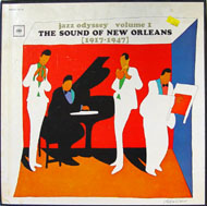 "Original Dixieland Jazz Band Vinyl 12"" (Used)"