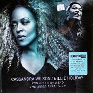"""Cassandra Wilson / Billie Holiday Vinyl 10"""" (New)"""