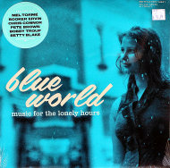 "Blue World: Music For The Lonely Hours Vinyl 10"" (New)"