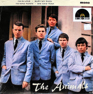 "The Animals Vinyl 10"" (New)"