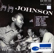 "Jay Jay Johnson Vinyl 10"" (New)"