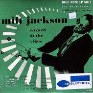 """Milt Jackson Vinyl 10"""" (New)"""