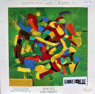 "Stan Getz / Joao Gilberto Vinyl 10"" (New)"