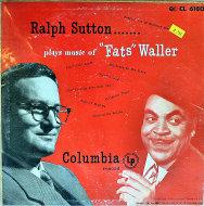 "Ralph Sutton Vinyl 10"" (Used)"