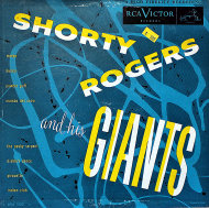 """Shorty Rogers And His Giants Vinyl 10"""" (Used)"""