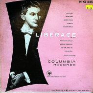 """Liberace Vinyl 10"""" (Used)"""