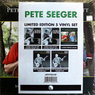 "Pete Seeger Vinyl 12"" (New)"