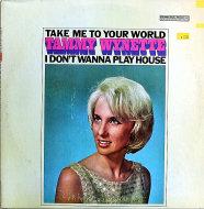 """Tammy Wynette Vinyl 12"""" (Used)"""