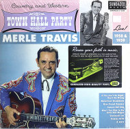 "Merle Travis Vinyl 12"" (New)"