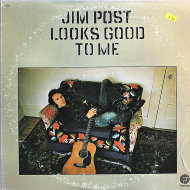 "Jim Post Vinyl 12"" (Used)"